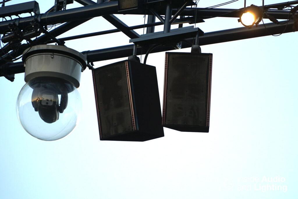 Electro-Voice X-Array speakers